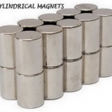 Neodymium Cylindrical Magnets