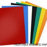 Magnetic Paper Sheets