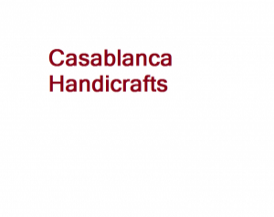 Casablanca Handicrafts Exbn