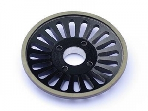 Grinding Wheel For Tissue Paper Industry