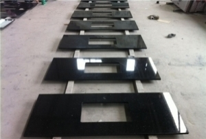 Mongolian Black Granite For Kitchen Countertops