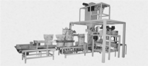 Fully Automatic Packaging Line China