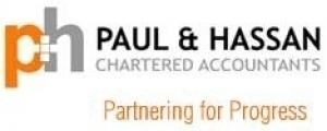 PAUL & HASSAN CHARTERED ACCOUNTANTS