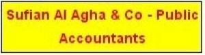SUFIAN AL AGHA & CO - PUBLIC ACCOUNTANTS
